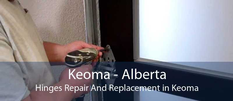 Keoma - Alberta Hinges Repair And Replacement in Keoma