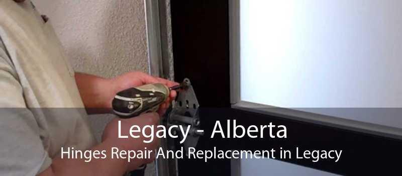 Legacy - Alberta Hinges Repair And Replacement in Legacy