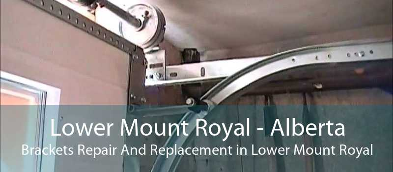 Lower Mount Royal - Alberta Brackets Repair And Replacement in Lower Mount Royal