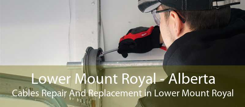 Lower Mount Royal - Alberta Cables Repair And Replacement in Lower Mount Royal