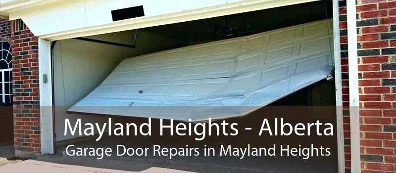 Mayland Heights - Alberta Garage Door Repairs in Mayland Heights