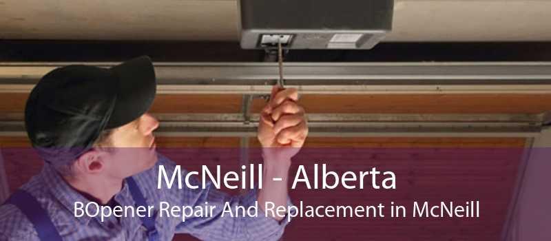 McNeill - Alberta BOpener Repair And Replacement in McNeill