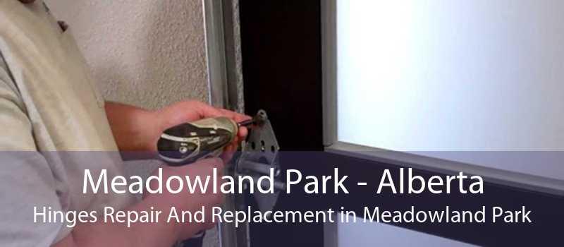 Meadowland Park - Alberta Hinges Repair And Replacement in Meadowland Park