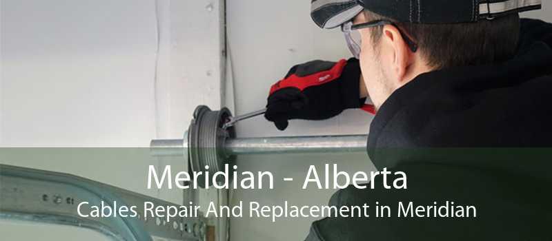 Meridian - Alberta Cables Repair And Replacement in Meridian
