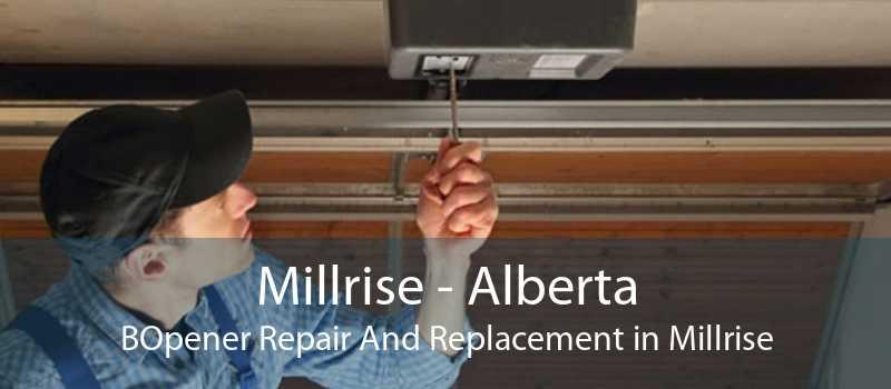 Millrise - Alberta BOpener Repair And Replacement in Millrise