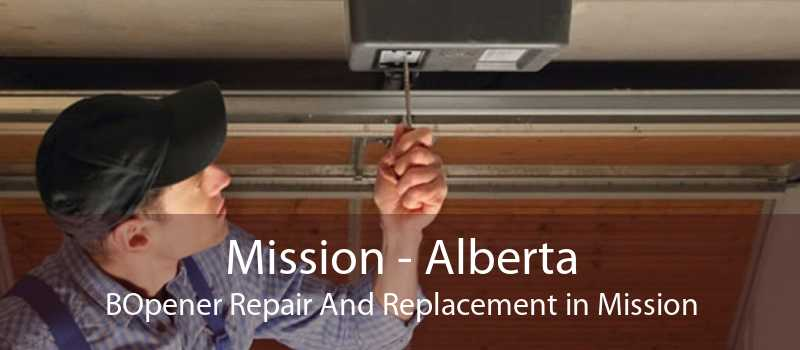 Mission - Alberta BOpener Repair And Replacement in Mission