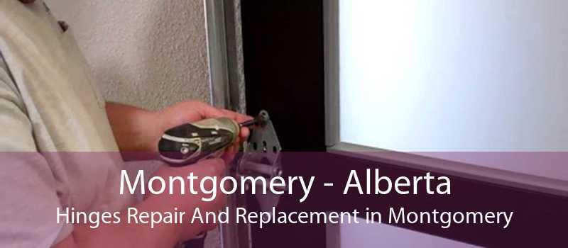 Montgomery - Alberta Hinges Repair And Replacement in Montgomery