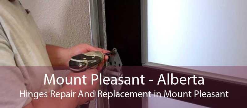 Mount Pleasant - Alberta Hinges Repair And Replacement in Mount Pleasant
