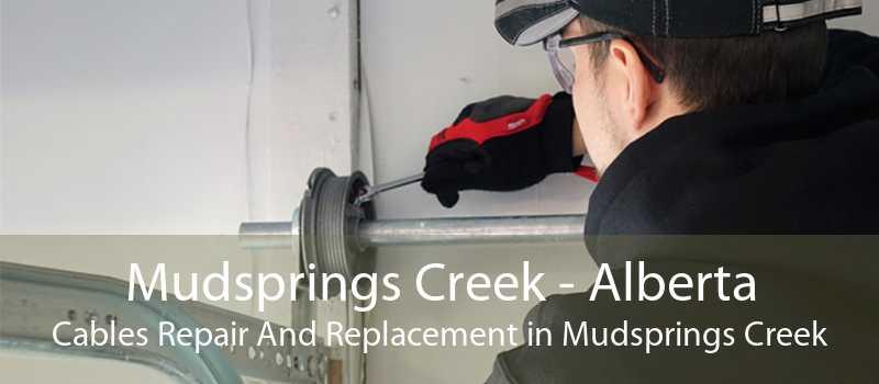 Mudsprings Creek - Alberta Cables Repair And Replacement in Mudsprings Creek