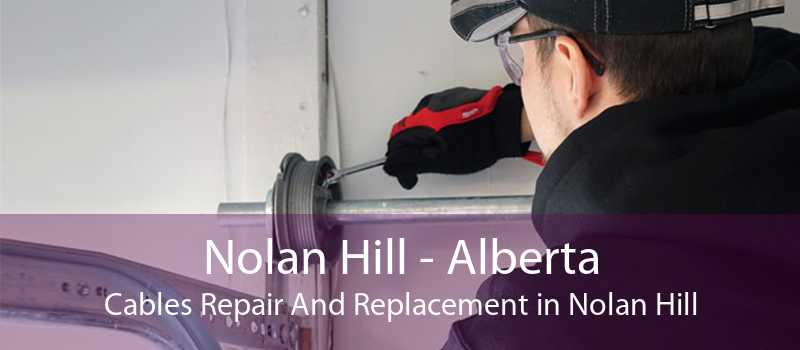 Nolan Hill - Alberta Cables Repair And Replacement in Nolan Hill