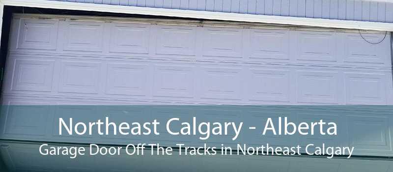 Northeast Calgary - Alberta Garage Door Off The Tracks in Northeast Calgary