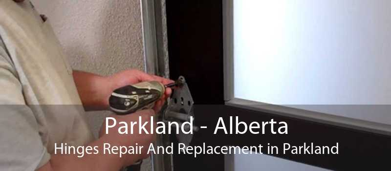 Parkland - Alberta Hinges Repair And Replacement in Parkland