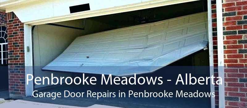 Penbrooke Meadows - Alberta Garage Door Repairs in Penbrooke Meadows