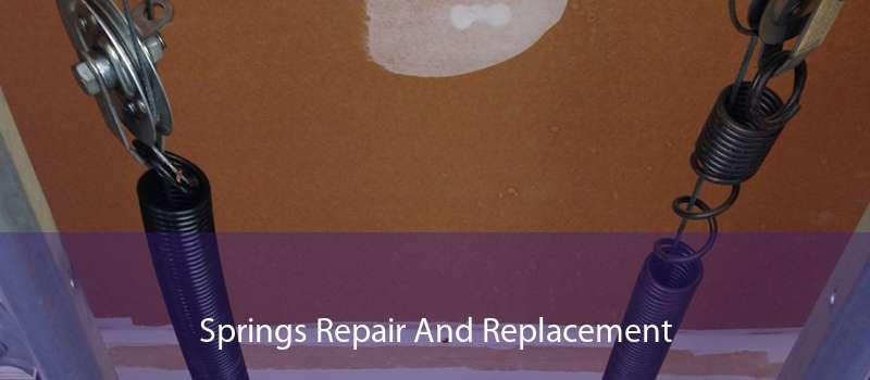 Springs Repair And Replacement